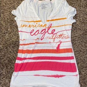 AE v-neck t-shirt!